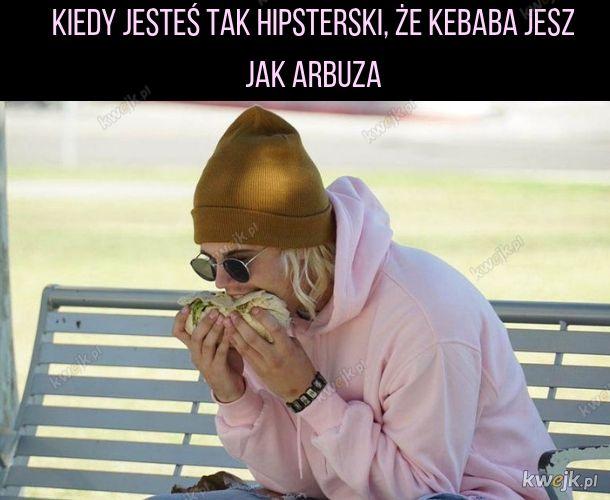 Hipster lvl kebab