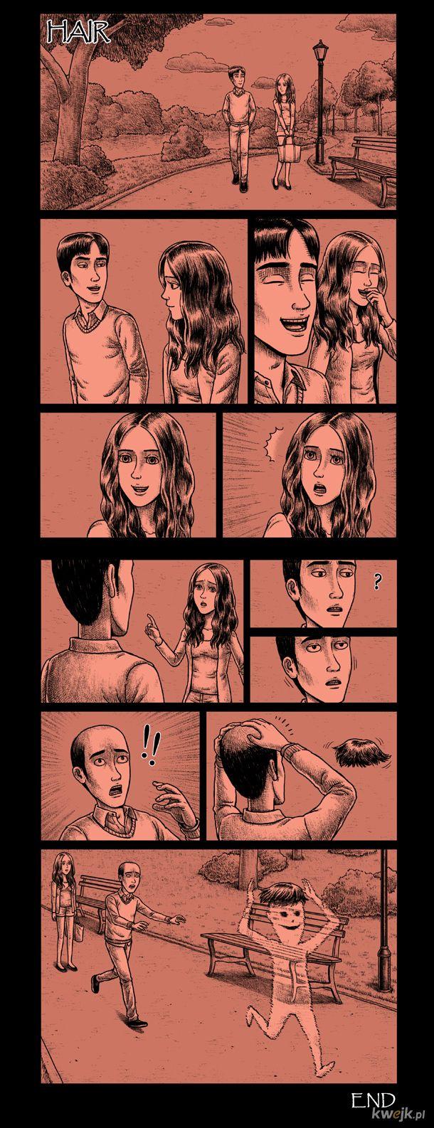 Komiksy Bena Chen