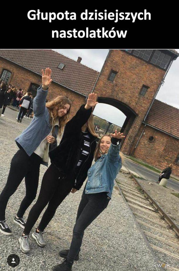 Tymczasem w Auschwitz