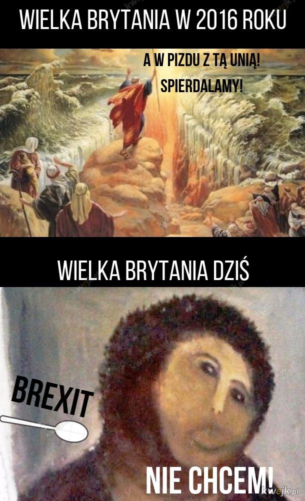 Wyjście z Unii to prawdziwa sztuka!