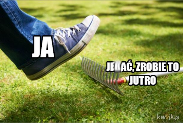 to źle