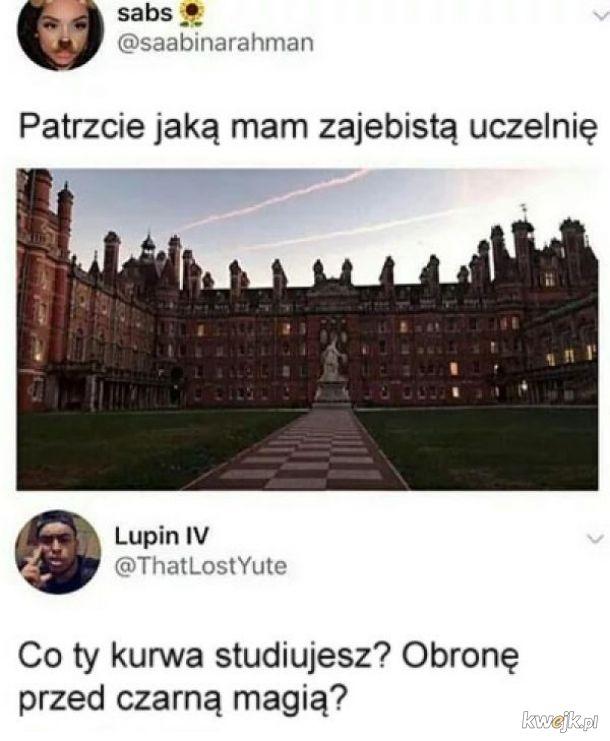 Piękna uczelnia