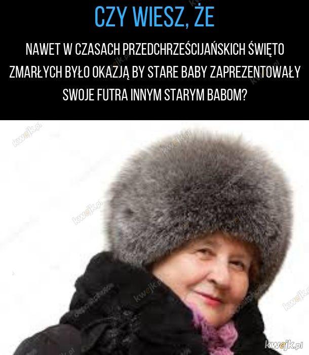 Ciekawostki o polskich świętach
