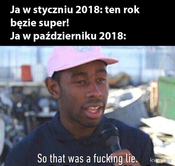Ja w 2018