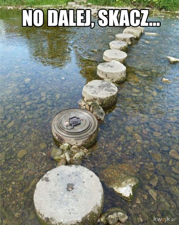 Bombowy mostek