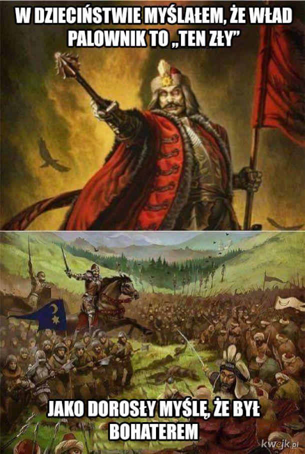 Wład Palownik, bohater jakiego potrzebujemy