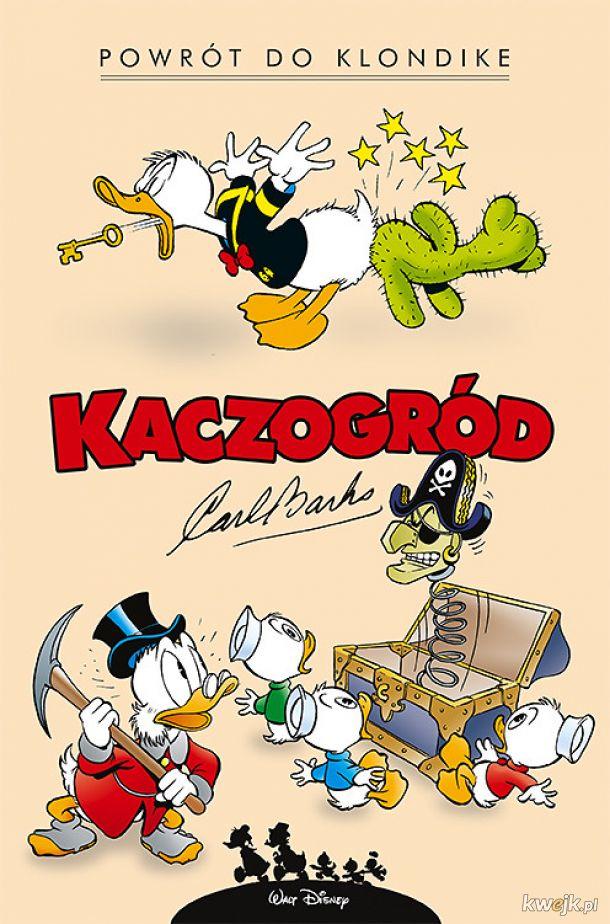 Kolekcja komiksów Carl Barksa - już 28 listopada w sprzedaży