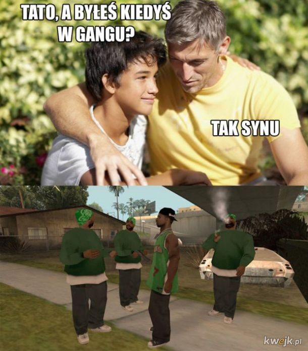 Życie w gangu
