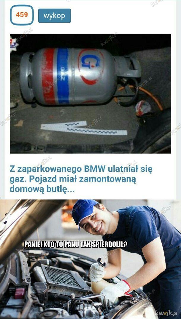 Auto na gaz
