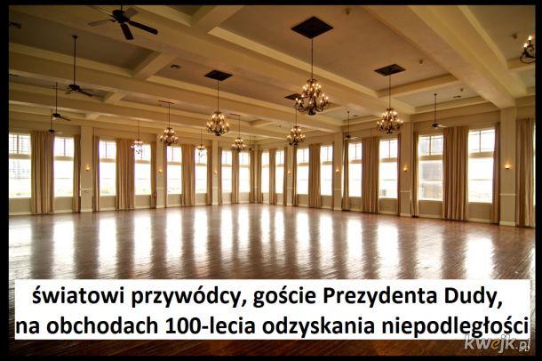 empty room Poland