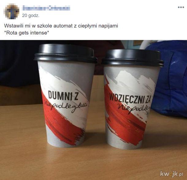 Patriotyczna kawa