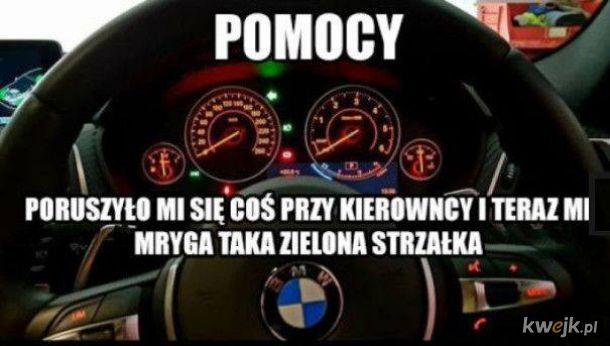 Kiedy pierwszy raz jedziesz BMW