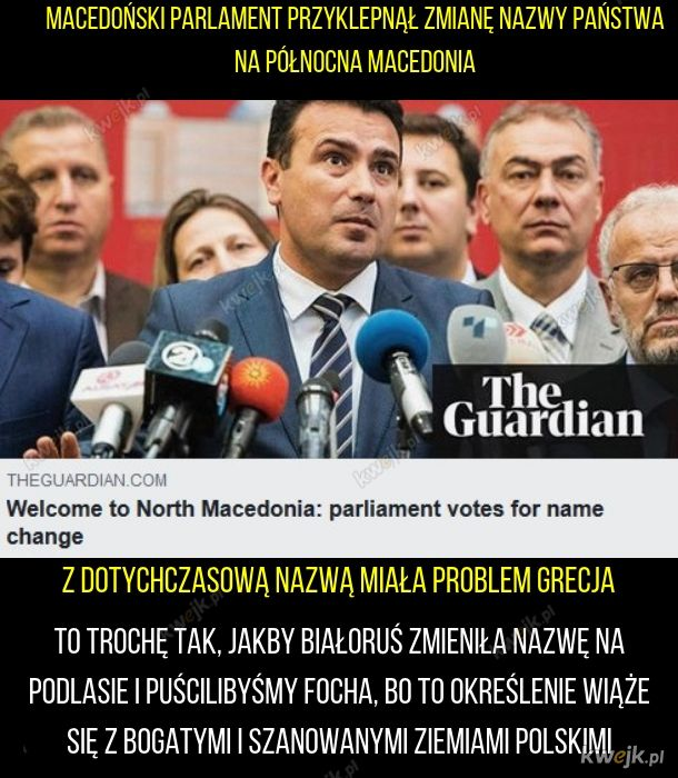 Macedonia - Podlasie Południa