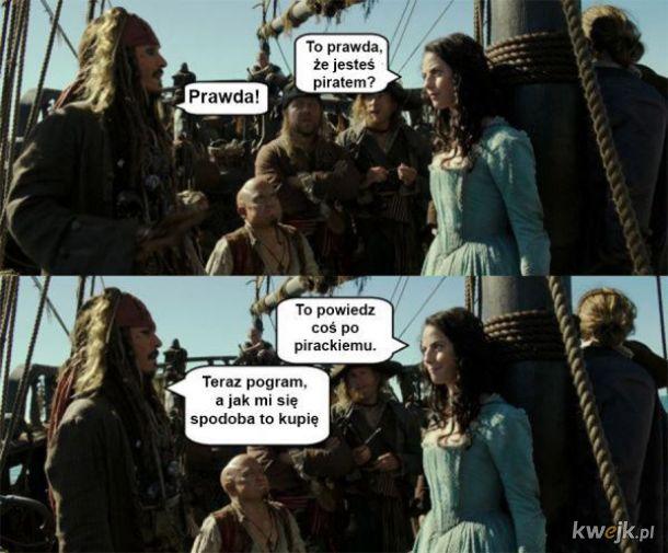 Język pirata