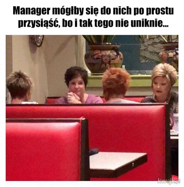 Proszę wezwać managera!