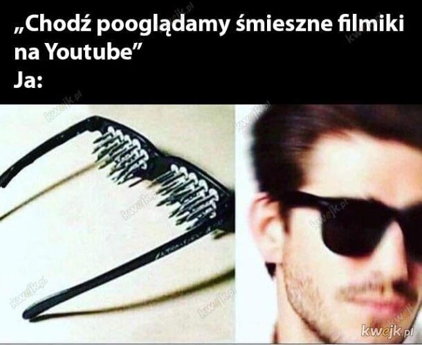 Śmieszny youtube