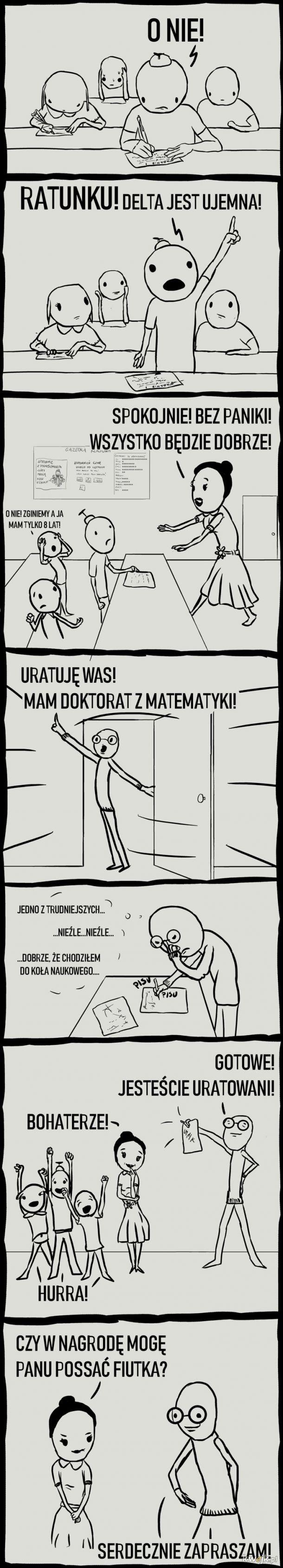 Doktorat z matematyki