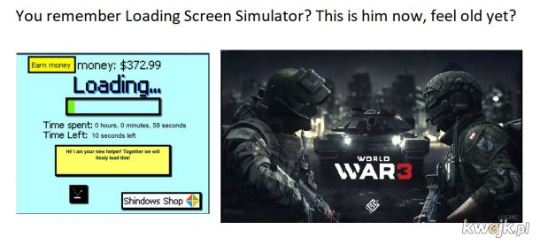 Loading Screen Simulator (Autorskie)