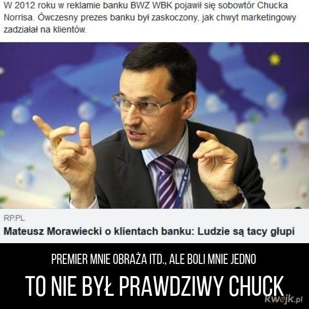 To nie był prawdziwy Chuck :(