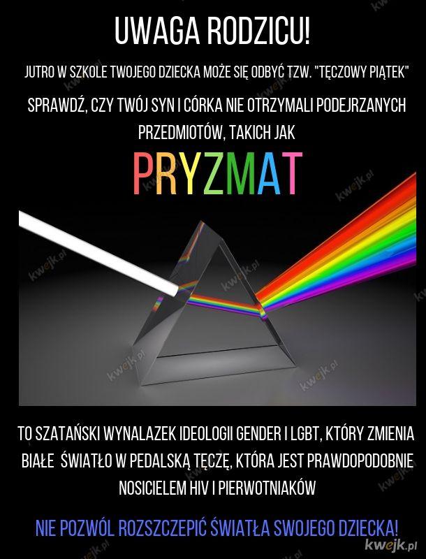 Albo słuchają Pink Floyd