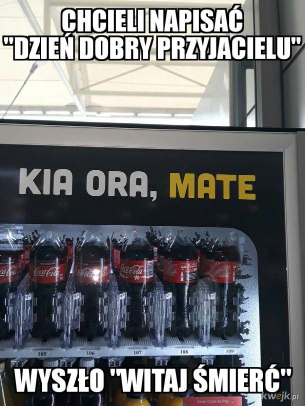Nowozelandzko-maoryski strzał w stopę... a prawda was wyzwoli!