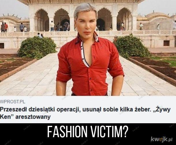Ofiara mody