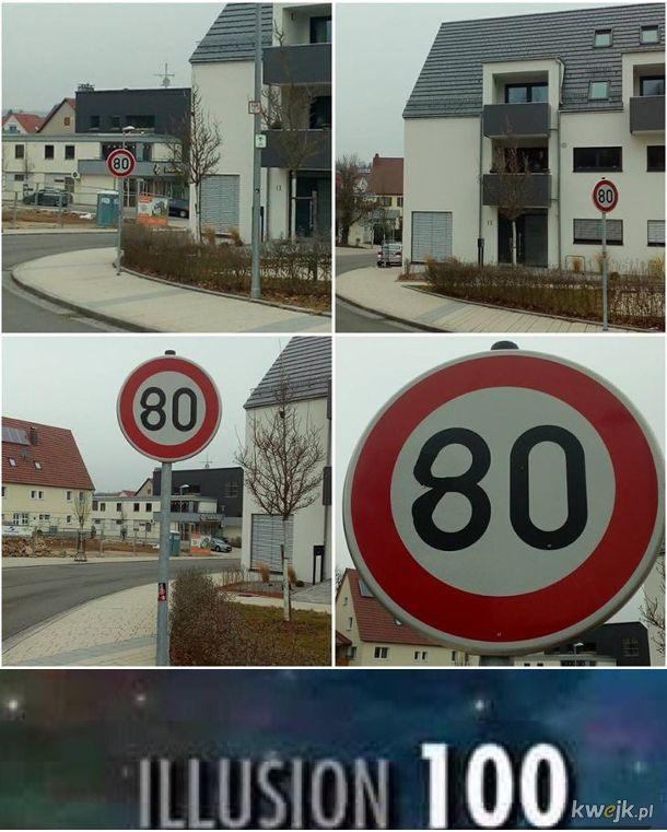 Ograniczenie prędkości xD