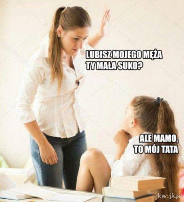 Dziwna matka