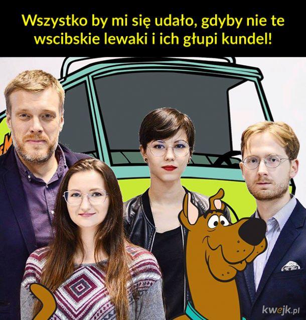 Scooby Doo i brygada lewaków