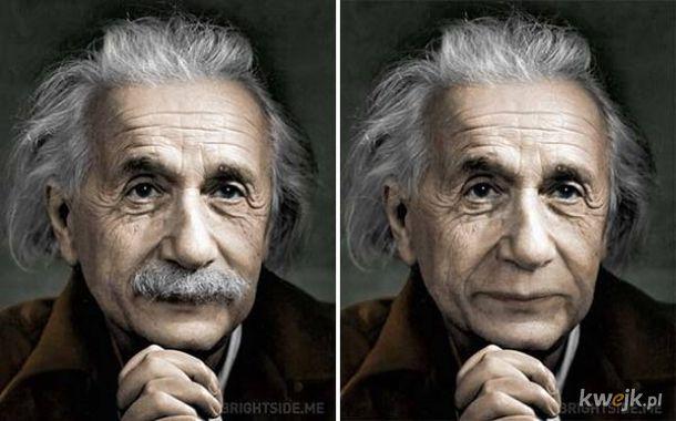 Zdjęcia, które pokazują, że wąsy zmieniają mężczyznę nie do poznania