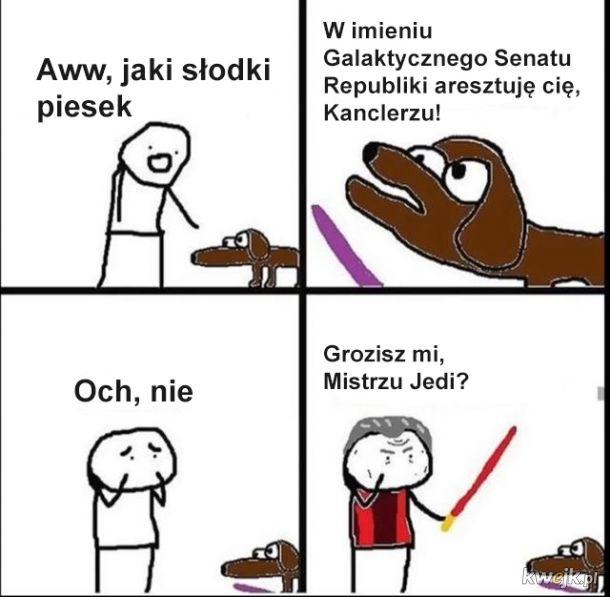 Śmieszki z Gwiezdnych Wojen
