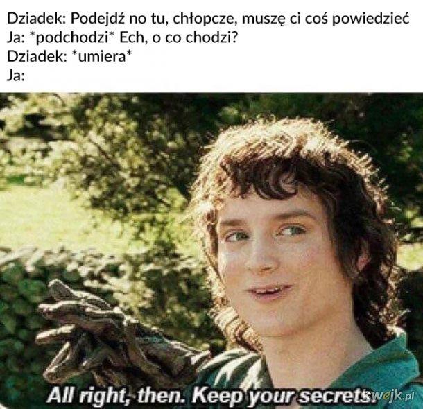 Małe sekrety