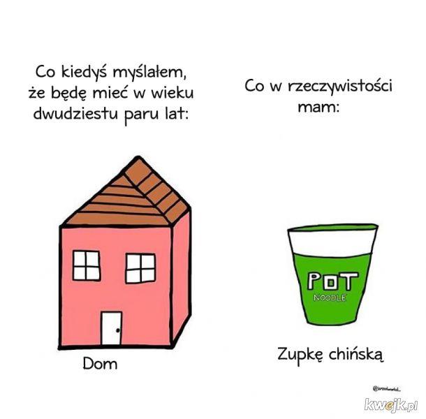 iamnotanartist_ i życiowe ilustracje