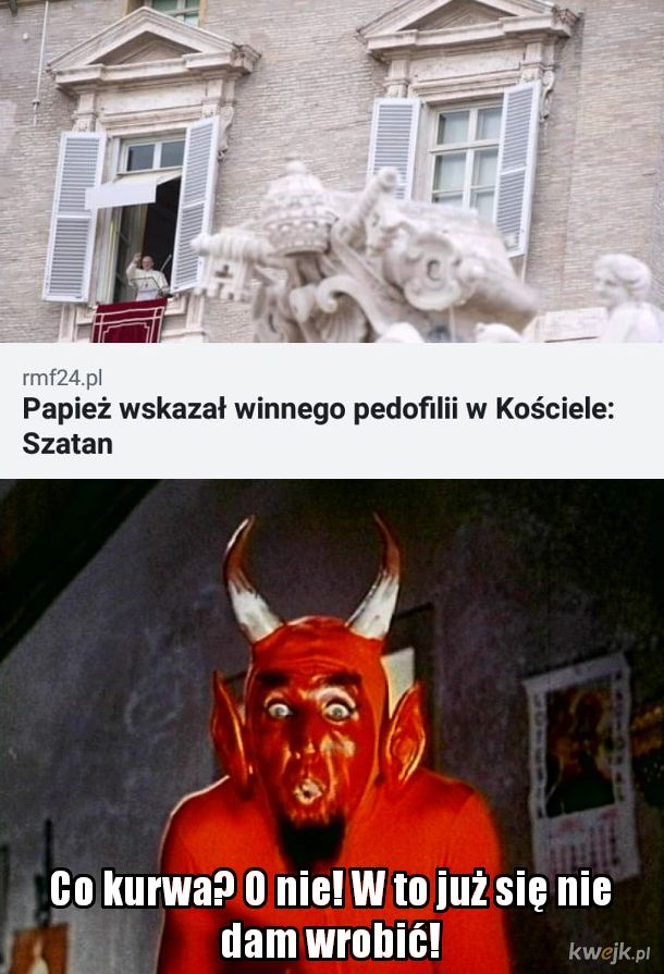 Wszystko wina Szatana