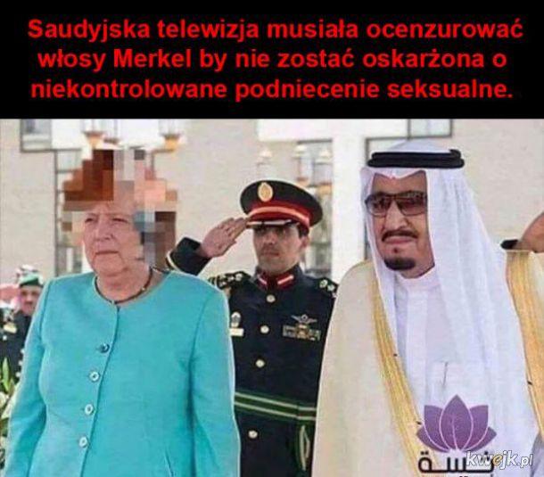 Cenzura w saudyjskiej telewizji