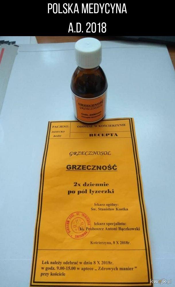 Lista leków refundowanych przez NFZ