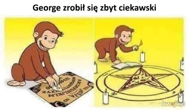 Ciekawski George