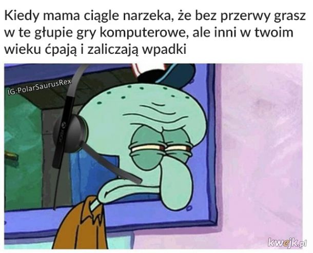 Mama nie docenia