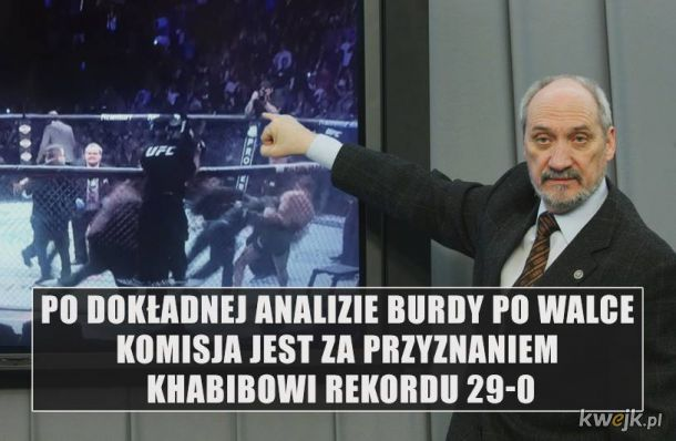 Khabib 29-0