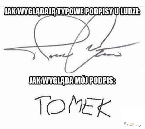 Mój podpis xD