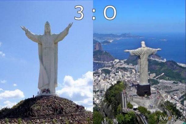 Świebodzin kontra Rio