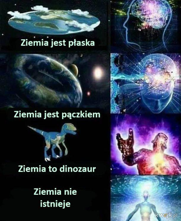 Różne teorie ziemskie