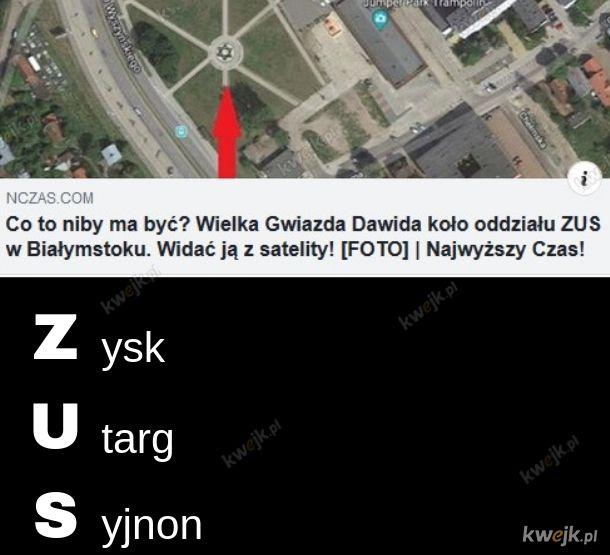 ZUS w Białymstoku