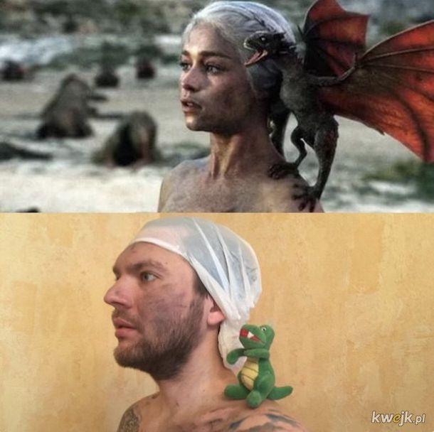 Niskobudżetowy cosplay