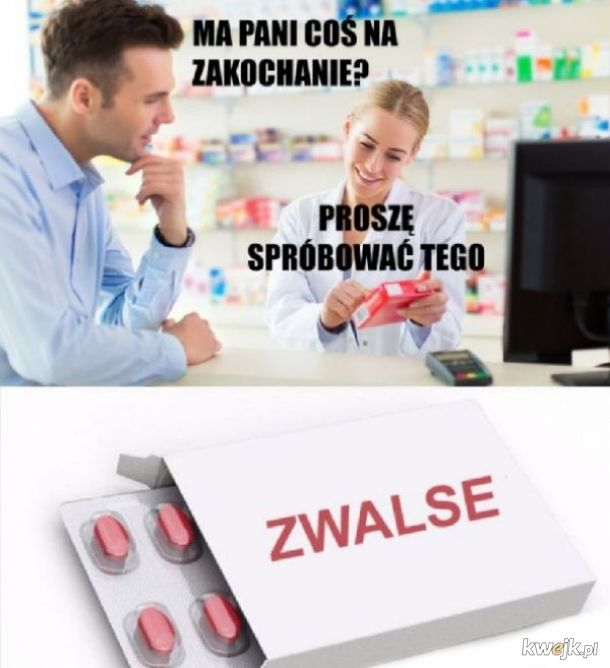 Lek który leczy wszystko