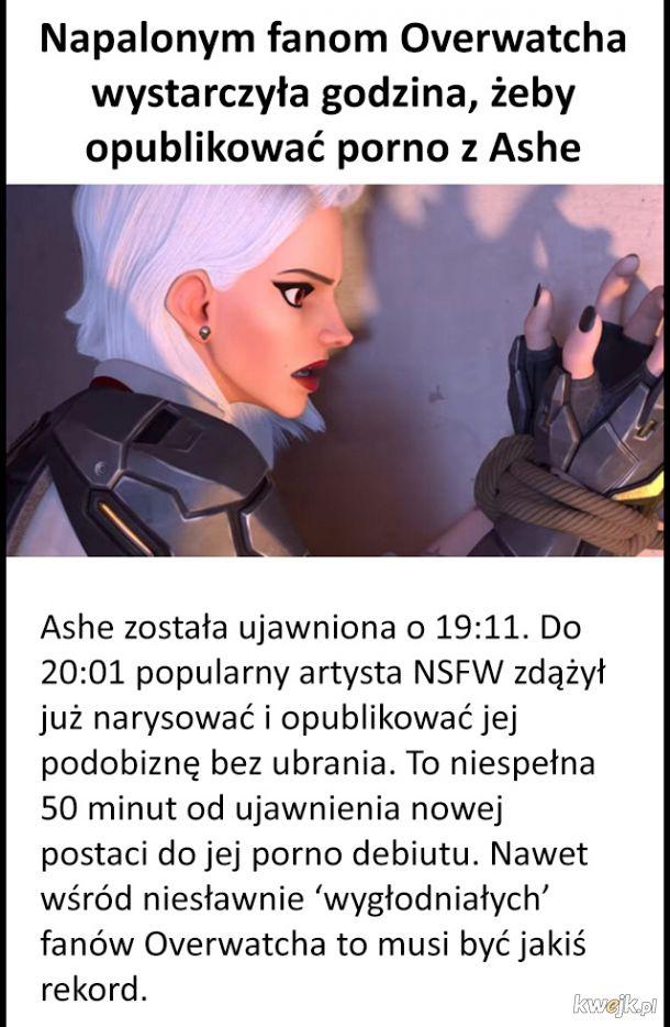 Nowy rekord w Overwatchu