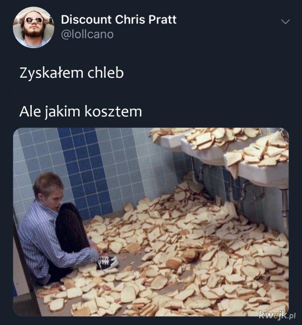 Zyskałem chleb