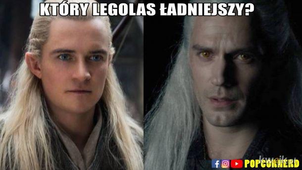 Geralt - najlepszy łucznik Śródziemia