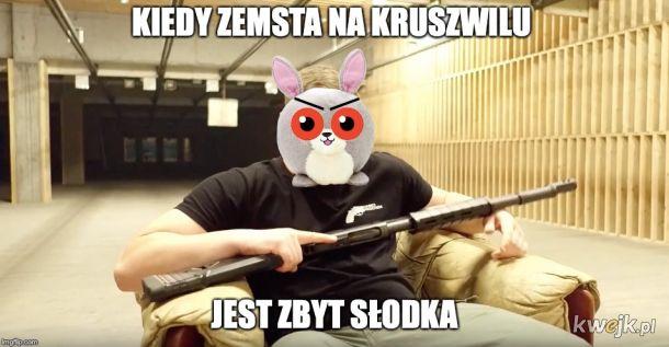 Zemsta na Kruszwilu