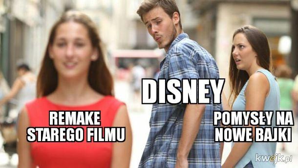 Disney w ostatnich latach